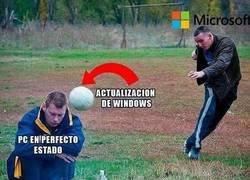 Enlace a Gracias, Microsoft.