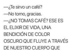 Enlace a ¿No tomas café?