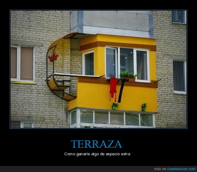ampliación,terraza