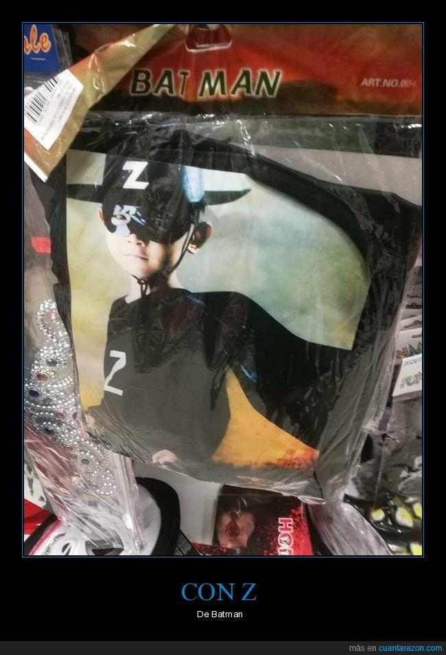 batman,disfraz,el zorro,fails