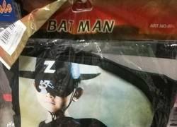 Enlace a Si va de negro tiene que ser Batman