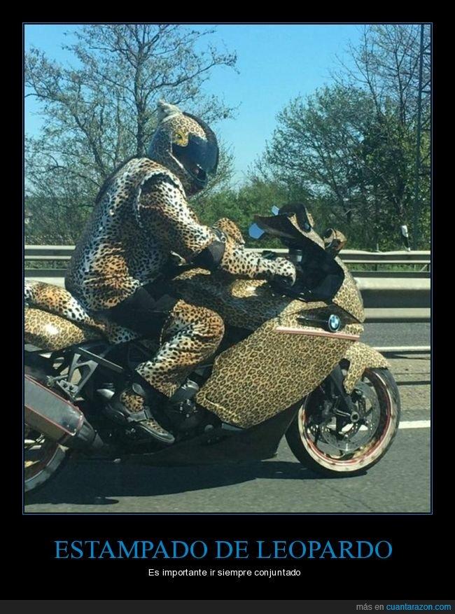 leopardo,moto,wtf