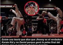 Enlace a Las teorías que demuestran que Karate Kid nos ha engañado toda la vida