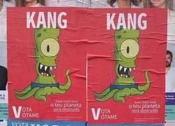 Enlace a KANG Y KODOS, ¿por qué no vi su papeleta para votar?