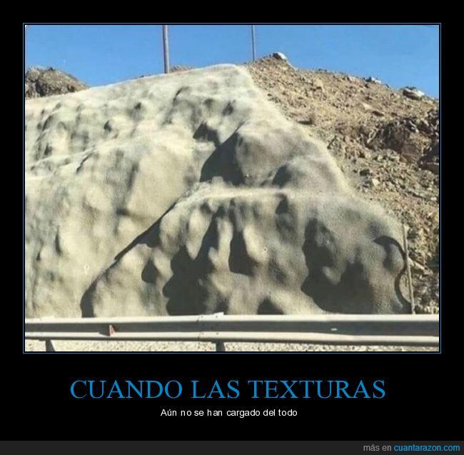 arena,montaña,textura