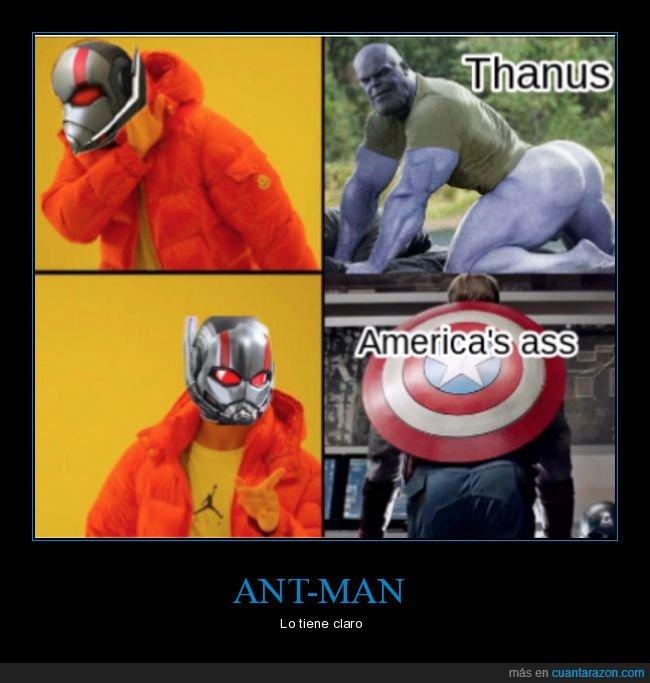 ant-man,capitan america,thanos,vengadores