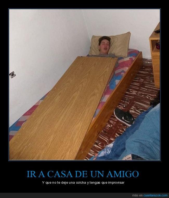 cama,dormir,madera,puerta