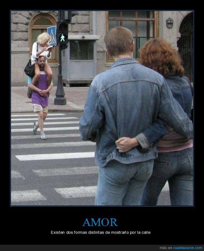 agarrados,amor,pareja,pasear