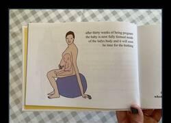 Enlace a Esto no sale en los libros de embarazos