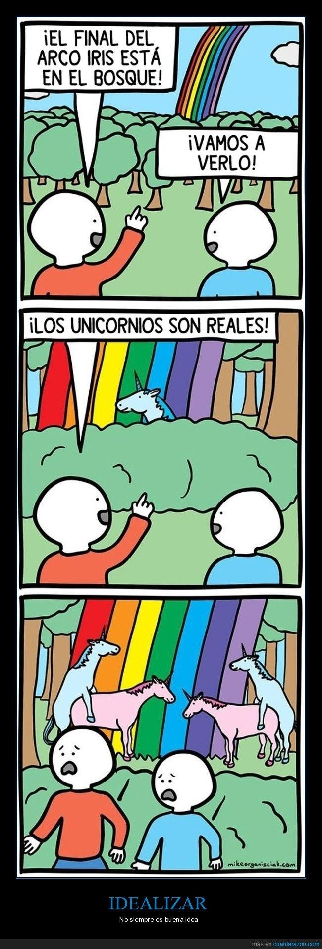 amor,arcoiris,destino,unicornios