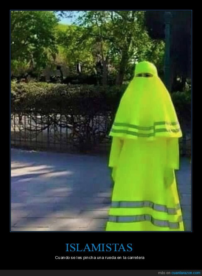 Burka,Fluorescente