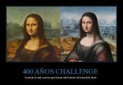 Enlace a La Gioconda original VS La Gioconda del Prado