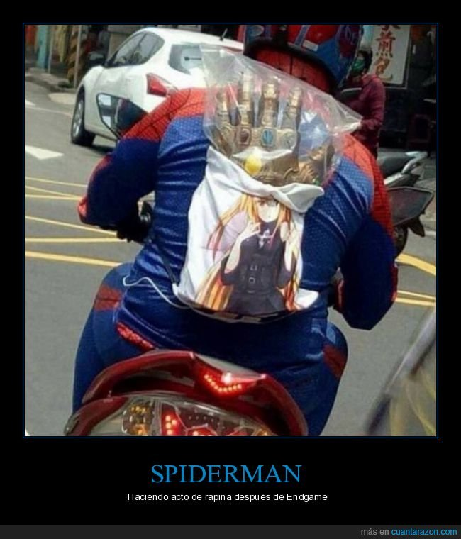 endgame,guantelete,los vengadores,spiderman,thanos