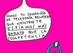 Enlace a Mensaje de tu compañía telefónica