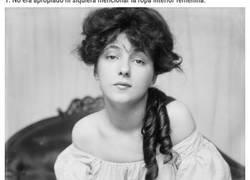 Enlace a Excéntricas reglas que debían seguir las mujeres de la época victoriana
