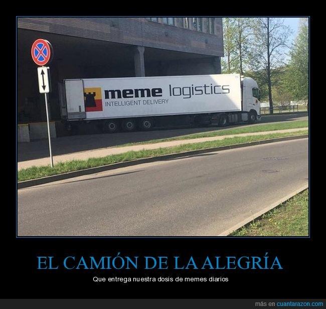 camión,meme logistics,wtf
