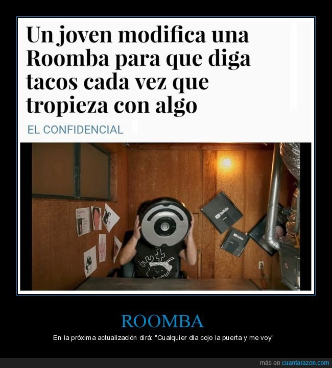 modificar,noticias,roomba,tacos