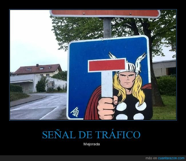 pintada,señal,thor