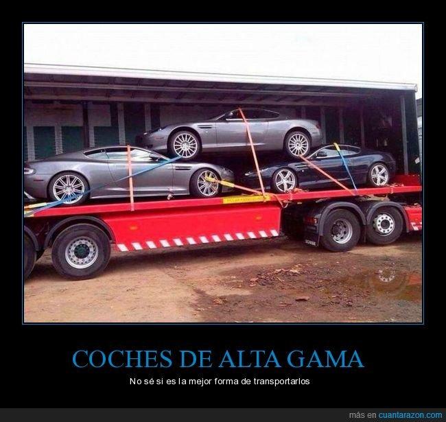 camión,coches,fails
