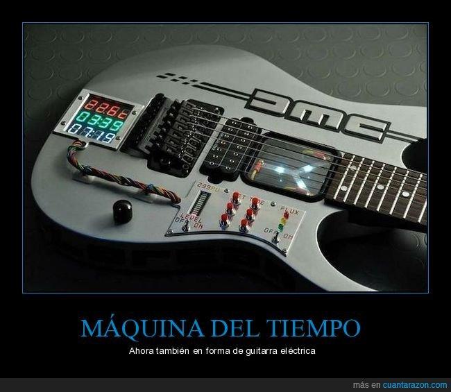guitarra,regreso al futuro,wtf