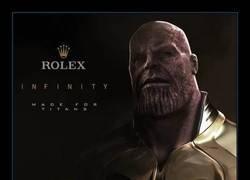 Enlace a El reloj de Thanos