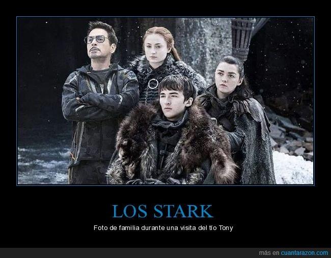 juego de tronos,stark,tony stark