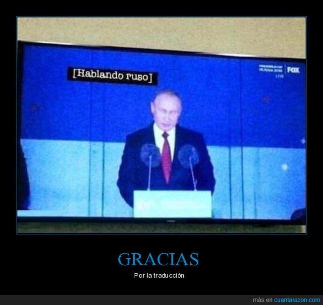 hablando,políticos,putin,ruso,traducción