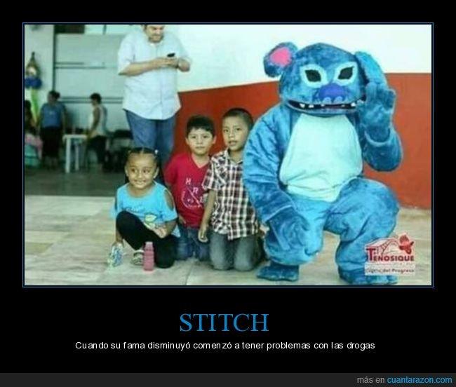 cutre,disfraz,lilo y stitch
