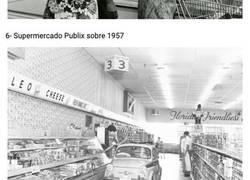 Enlace a Curiosas fotografías vintage que te transportarán a los largo de la nostálgica historia de las tiendas de comestibles
