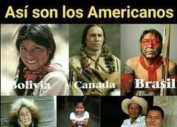 Enlace a Los americanos auténticos