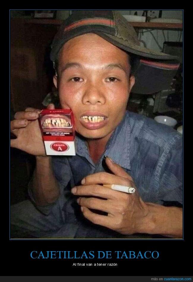 dientes,tabaco,wtf
