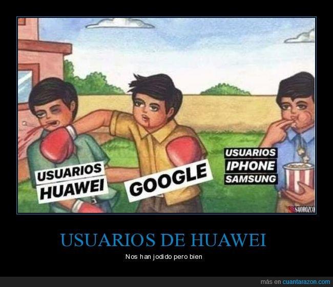 google,huawei
