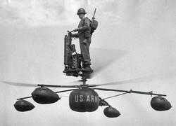 Enlace a Un artilugio volador del pasado