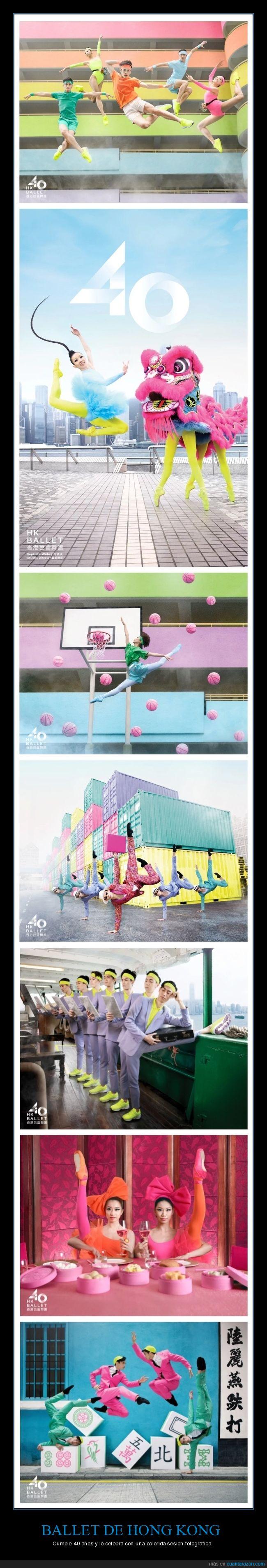 ballet,fotografía,hong kong