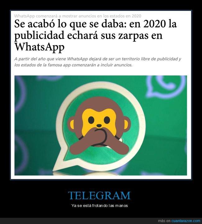 publicidad,whatsapp