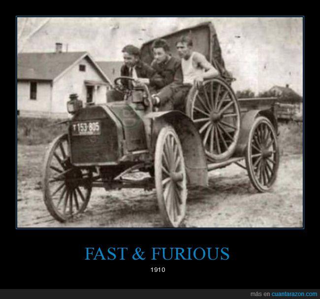 1910,coche,fast & furious,retro
