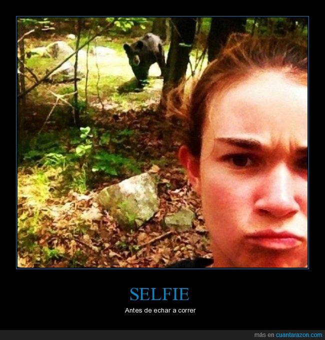 oso,selfie,wtf