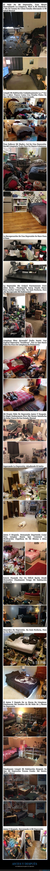 antes,depresión,después,habitaciones
