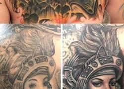Enlace a Tatuajes que recibieron una segunda oportunidad, y el cambio valió la pena