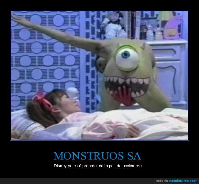monstruos sa,wtf