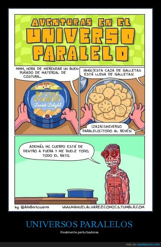 caja,costura,galletas,merendar,universo paralelo