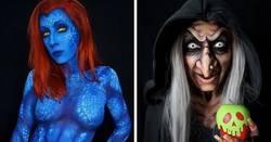 Enlace a Esta cosplayer y maquilladora autodidacta puede convertirse literalmente en cualquiera