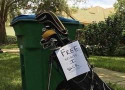 Enlace a Palos de golf gratis