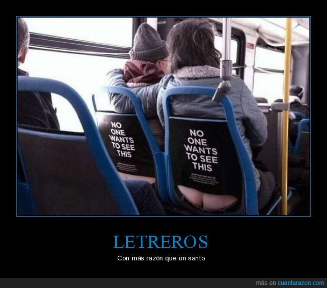 asiento,autobús,hucha,letrero