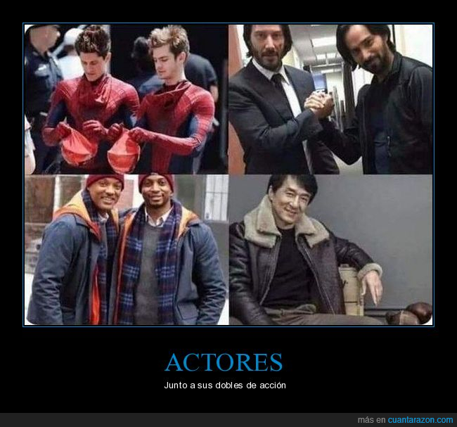 actores,dobles,jackie chan