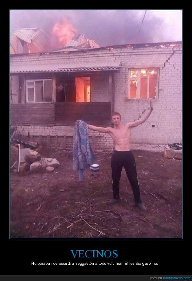 ardiendo,casa,posando,rusos,wtf