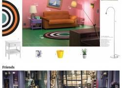 Enlace a IKEA recrea con sus productos las famosas salas de estar de Los Simpsons, Friends y Stranger Things