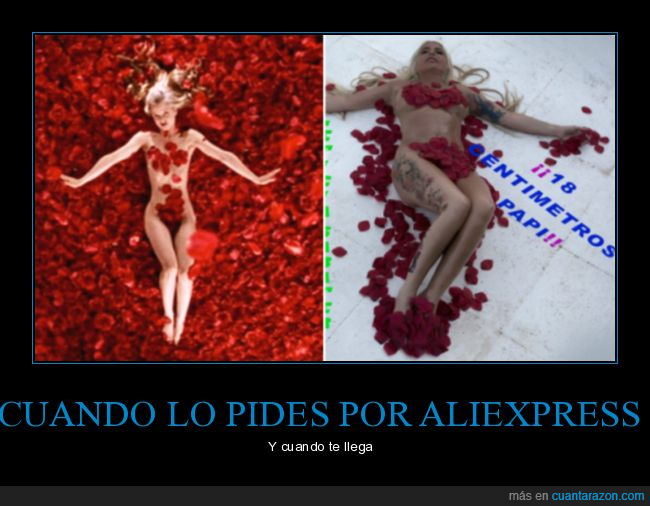 aliexpress,american beauty,leticia sabater