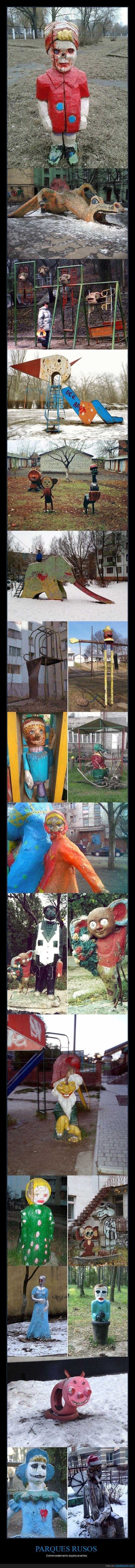 miedo,parques,rusos,wtf