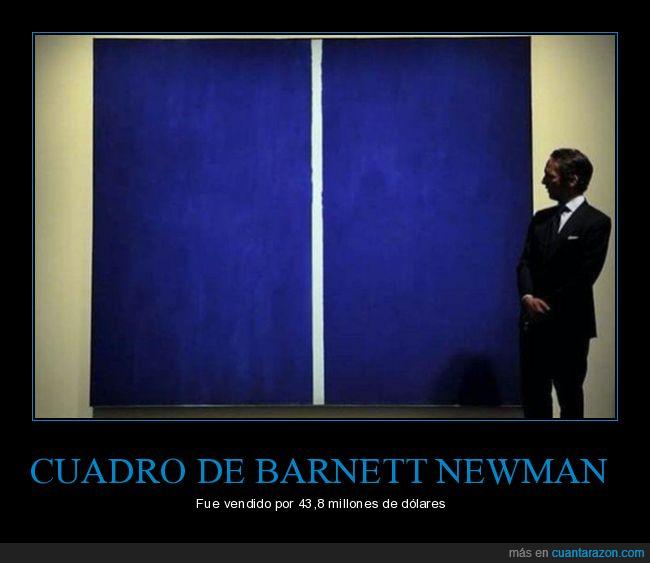 arte,barnett newman,cuadro,precio,vendido,wtf